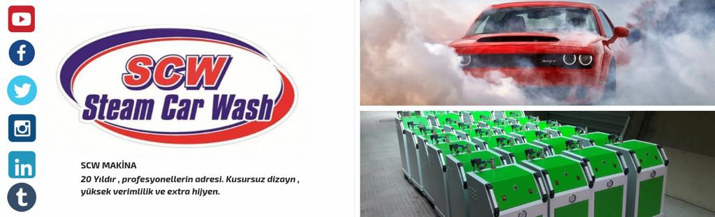 Steam Jet Car Wash Machine