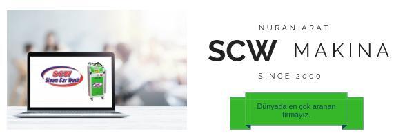 Scw buharlı oto yıkama makinaları