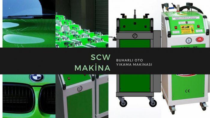 Buharlı oto yıkama makinası kampanyası
