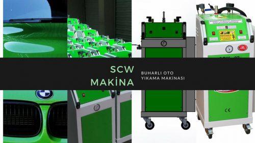 Scw Dry Car Wash Machines