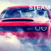 ماكينة غسيل السيارات بالبخار