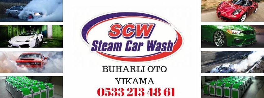 Luxury nano steam car wash machine