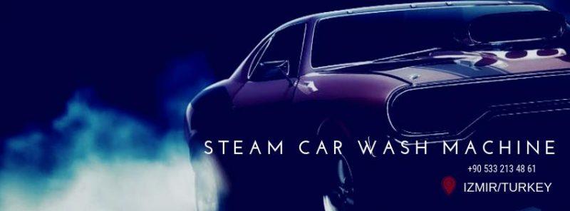 Nettoyage de voiture à la vapeur